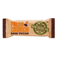 Paleo crunch Bar Raw Pecan 47gr x 12 Unidades