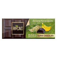 Rocao Chocolate Banana And Hemp 38 g x 14 Units