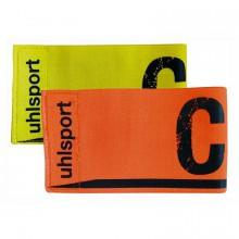 Uhlsport Captains Armband (Fl.Yellow. Shockred)