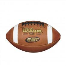 Wilson GST Leather Football Official