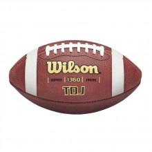 Wilson TDJ Traditional Leather Junior Official