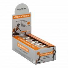 Powergym Recoprotein Bar Display Chocolate 35gr x 24 Unidades