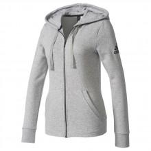 adidas Essentials Solid Full Zip Hoodie
