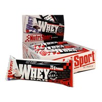 Nutrisport Whey Cream Bar Box 12 Units