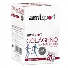 Ana maria lajusticia Collagen With Magnesium And C Vitamin Sticks 20 Units