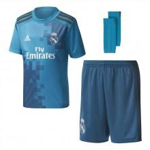 adidas Real Madrid 3rd Kit Mini