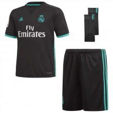 adidas Real Madrid Away Kit Junior