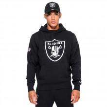 New era Felpa Con Cappuccio Oakland Raiders Team Logo
