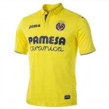 Joma Villarreal Home Jersey Junior