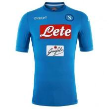 Kappa SSC Napoli Home Jersey Junior
