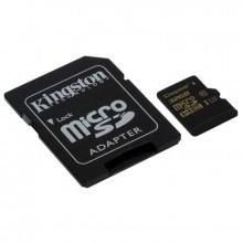 Kingston Micro SD Gold 32GB UHS-I Class 3 U3 With Adapt