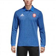 adidas France Supporters Jersey L/S