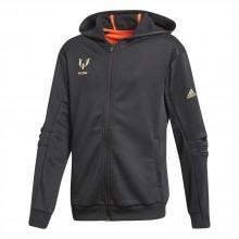 adidas Messi Full Zip Hooded