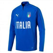 Puma FIGC Italia 1/4 Zip Training Top