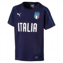 Puma FIGC Italia Training Jersey S/S Junior