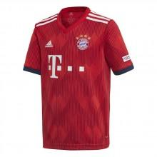 adidas FC Bayern Munich Home Jersey Junior