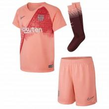 Nike FC Barcelona 3rd Breathe Kit 18/19