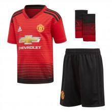 adidas Manchester United FC Home Kit 18/19 Junior