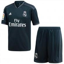 adidas Real Madrid Away Kit 18/19 Junior