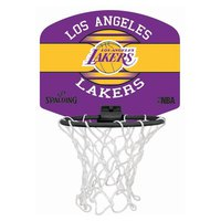 Spalding NBA Miniboard Los Angeles Lakers