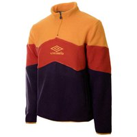 Umbro Resort Zip Polar Fleece Top
