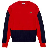 Lacoste Sport Colorblock Breathable Wool Golf