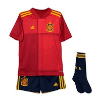 adidas Spain Home Youth Kit 2020