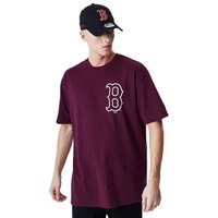 New era MLB Boston Red Sox Big Logo Oversized