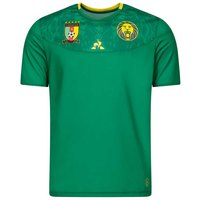 Le coq sportif Cameroon Home Replica Africa Nations Cup 2021