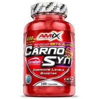 Amix Carnosyn 100 Units Without Flavour