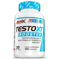 Amix TestoXT Booster 120 Units Without Flavour