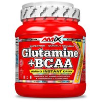 Amix Glutamine+BCAA 530gr Without Flavour