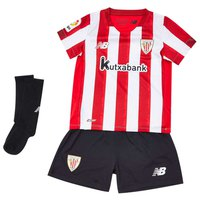 New balance Athletic Club Bilbao Primera Equipación Kit Infantil 20/21