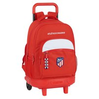 Safta Atletico Madrid Home 20/21 Compact Removable 33L