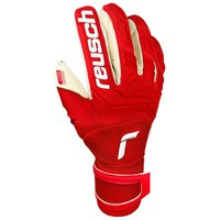 Reusch Attrakt Freegel Gold X Finger Support