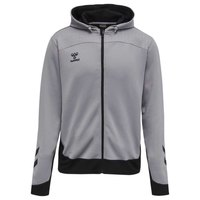 Hummel Lead Poly Full Zip Sweatshirt