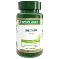 Natures bounty Turmeric 500mgr 60 Units