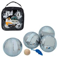 Aktive 4-Ball Professional Petanque Game