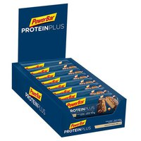 Powerbar Protein Pl Units 30 Capp Unitscino Candy Box 15 Units